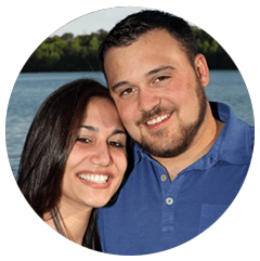 Dani and Ryan receive a cahsh-back on their home insurance and their home loan.